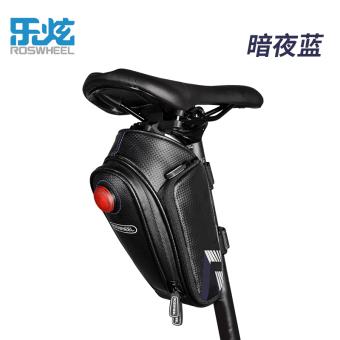 Le Xuan tahan air sepeda kursi belakang tas sepeda paket