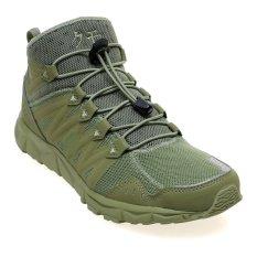 League Kumo Mid M Sepatu Lari Pria Sage Sepatu Lari Pria - Asparagus