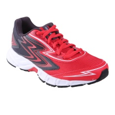League Legas Series Cyclone LA M Sepatu Lari Pria - Nine Iron/High Risk Red/Jest