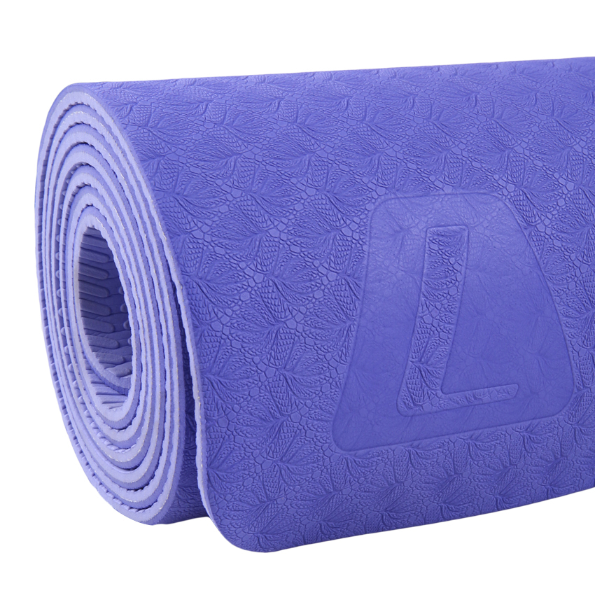 Godric Matras Yoga Yoga Mat Include Tas Sarung 61cm X 173cm X 6mm Source · Godric