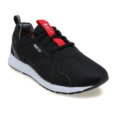 League Vault 2.0 Sepatu Lari Pria - Black- Cloudburst