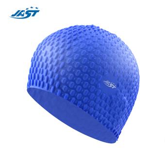 REVIEW LOOESN topi renang wanita dengan rambut panjang tahan air pelindung telinga silikon topi renang TERMURAH
