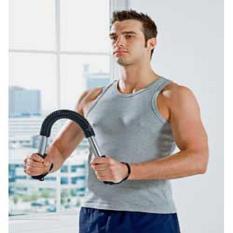 Lucky Alat Fitness Power Twister 40 Kg Alat Olahraga Pembentuk Otot Lengan Dan Dada