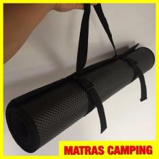 Matras Gulung Camping/ Hiking/ Yoga/ Senam / Tikar Piknik Z0164A