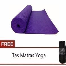 Matras Yoga - Ungu Tua