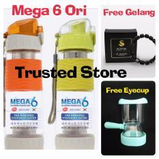 Mega 6 Far Infrared Hydrogen Water (Botol Terapi Diabetes)