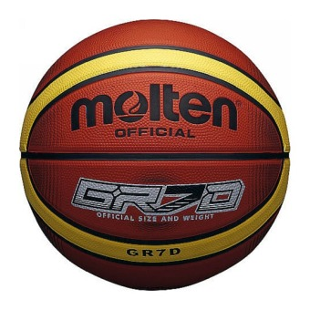 Molten - Bola Basket Indoor / Outdoor GR7D Brown