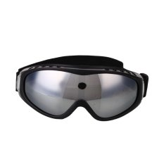 Motorcycle Wind Airsoft Goggles Protection Bike Sking Road Anti Sand Ski Glasses - intl
