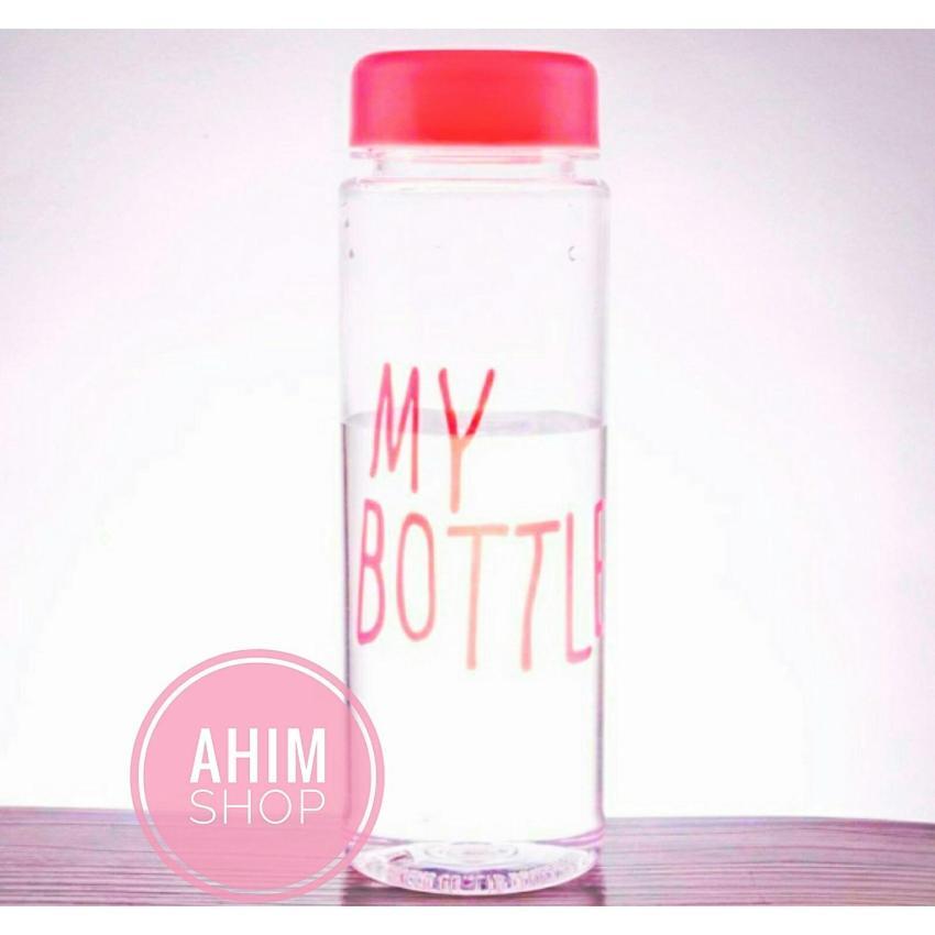 My Bottle NEW DOFF Botol Warna Warni 500ml - Biru plus TAS. Source · Botol. Source · My Bottle CLEAR 545 ml + POUCH Botol Minum Infused Water - PINK