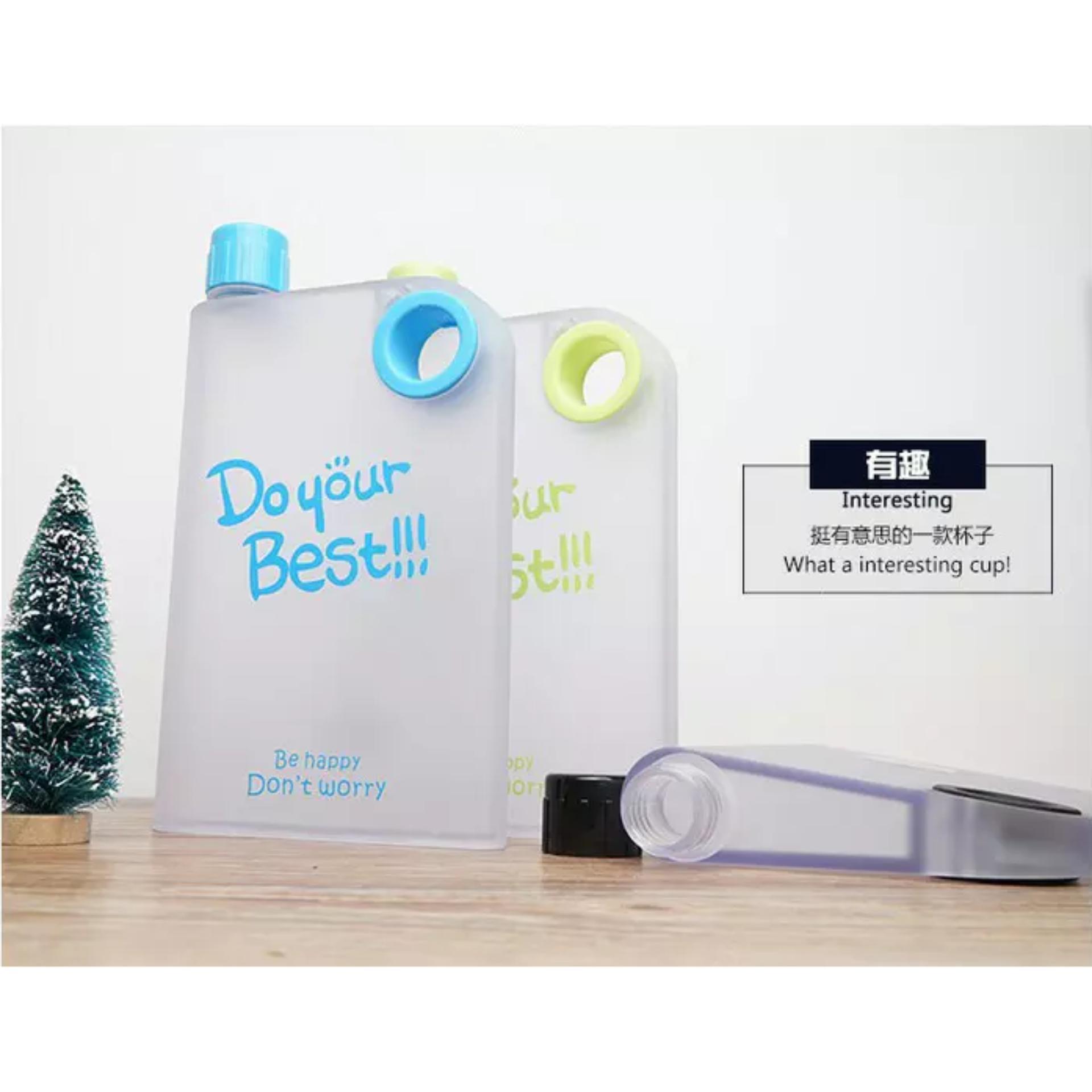 Neo Memo Bottle I Do Your Best Doff I Botol Minum PlastikMemobottle