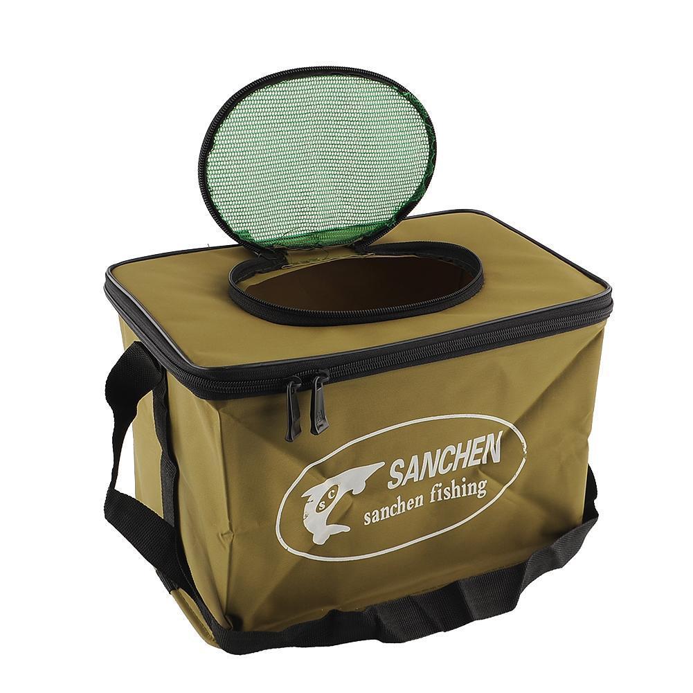 ... New lipat portabel ember ikan untuk memancing berkemah di luarukuran S - International ...