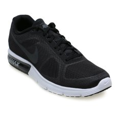 Nike Air Max Sequent - Black-Wolf Grey-White