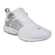 Nike Air Presto Essential Sepatu Lari - White/Silver/Grey