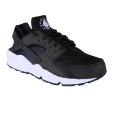Nike Womens Air Huarache Run - Black/Black-White