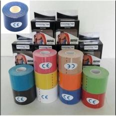 ORIGINAL Kinesio tape/Kinesiology tape for sport & theraphy - BIRU TUA