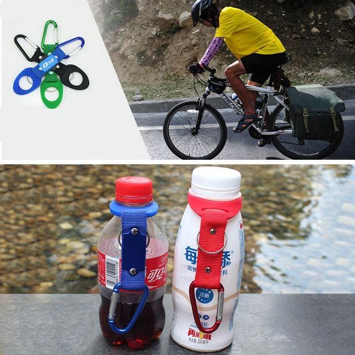 ... Outdoor Carabiner Water Bottle Hanging Waist Hook Buckle Clip Climbing - intl ...