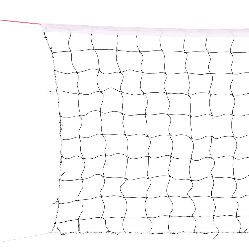 ... Outdoor Sports 30 FT * 3 FT Volleyball Net for Garden Schoolyard Backyard Beach with Carry ...