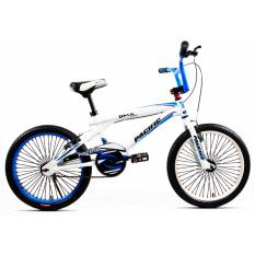 "Pacific Sepeda BMX 20"" 2058 Rotor - White"