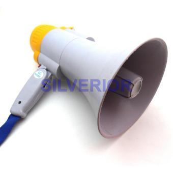 Pengeras suara genggam megaphone pemandu orator tour guide
