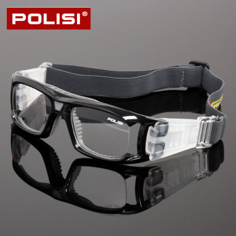 POLISI orang luar ruangan anti-kabut sepak bola kacamata basket kaca mata