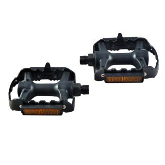 Polygon Pedal MTB Alloy - Hitam