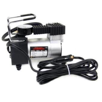Pompa Ban Mini Heavy Duty Air Compressor 12V DC