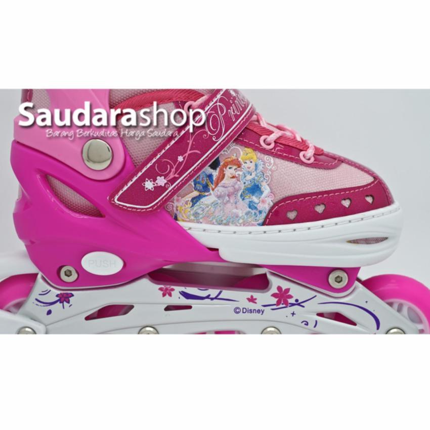 Power King Sepaturoda Princess Inline Full Karet   Sepatu Roda Full Karet  Princess 6e3fcb5d1c