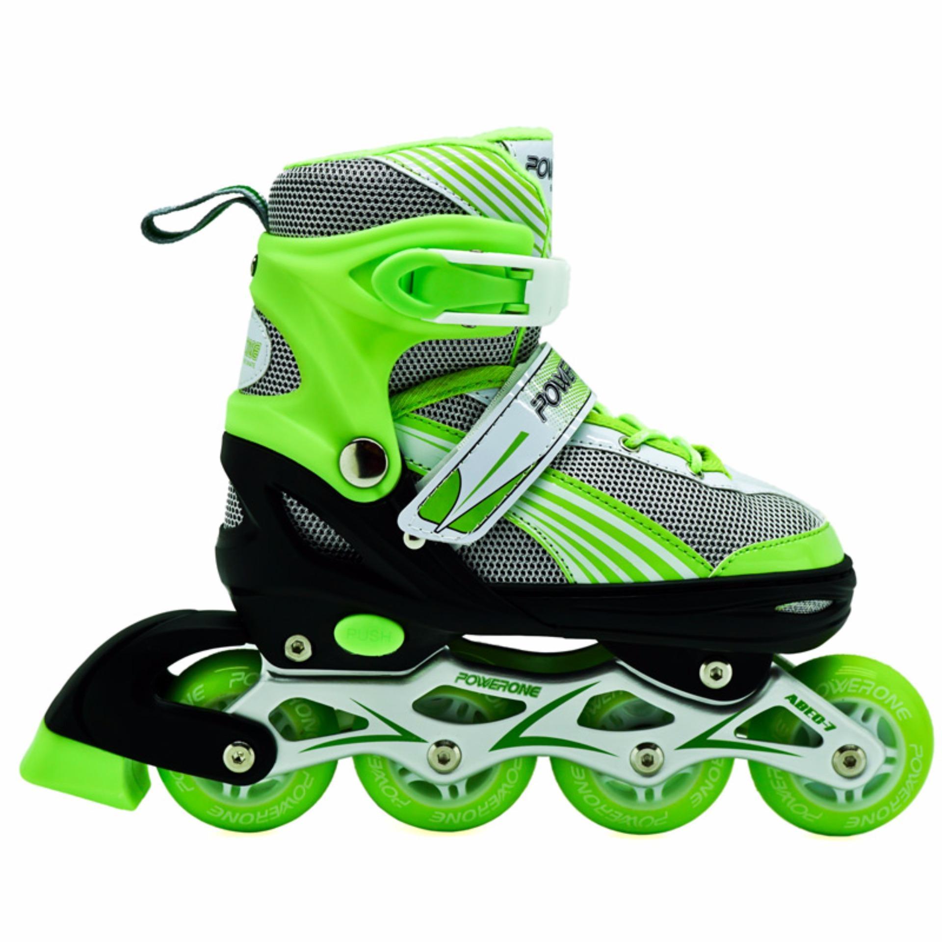 Power King Sepatu Roda Inline Skate Biru Sepaturoda Inlineskate Roda ... 9e88044c8f