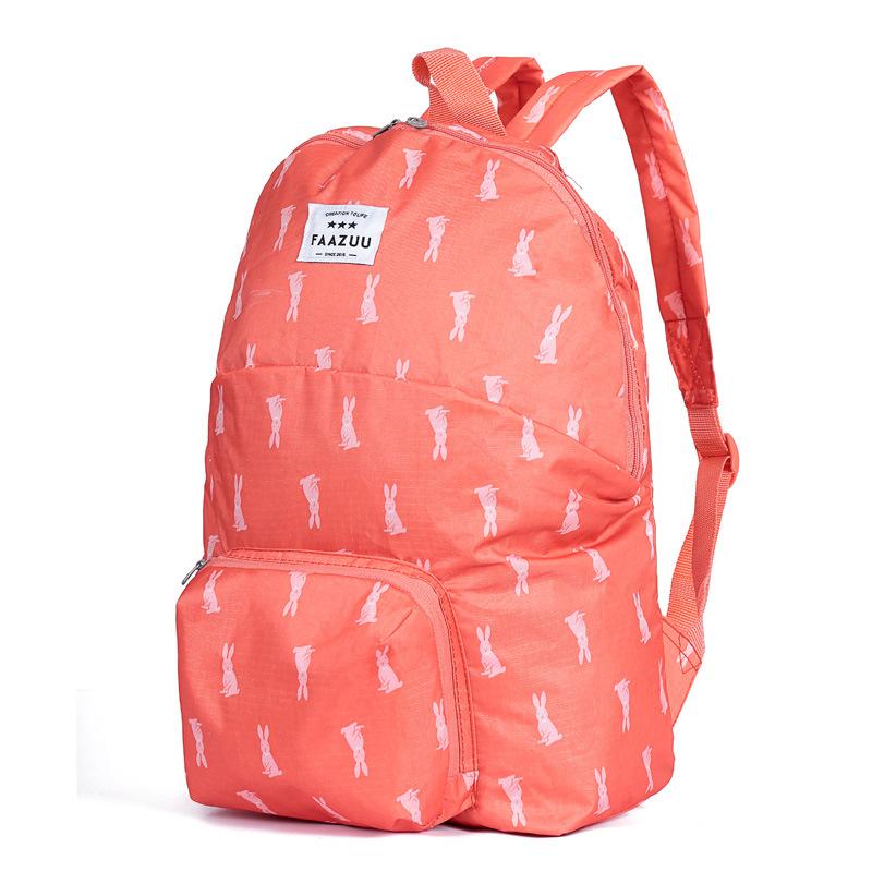 Flash Sale Pria luar ruangan dan wanita ringan dilipat perjalanan tas tas  ransel 1f38fdb3b4