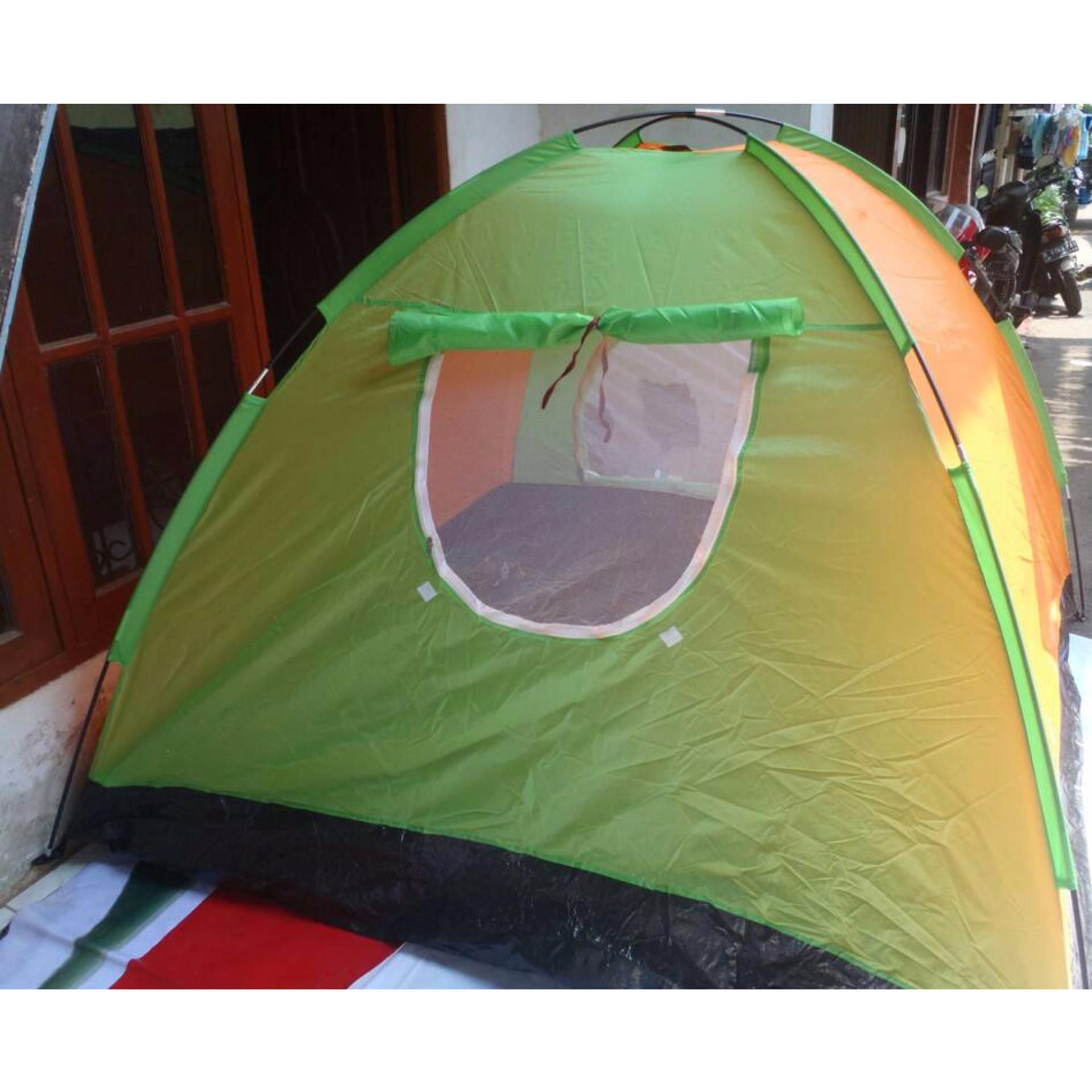 promosi (VNTG) Tenda Dome BNIX/Sheng Yuan BN012 Double Layer .