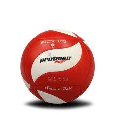 Proteam Bola Voli Smackball V-8000 Red-White