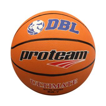 Proteam Rubber Bola Basket Ultimate-Orange