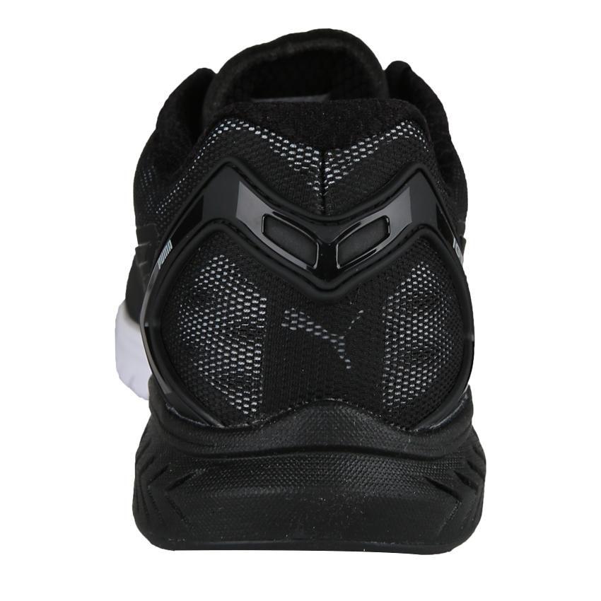 Puma Ignite Dual Mesh Sepatu Lari Blackquite Shade - Daftar Harga ... b5583d8db9