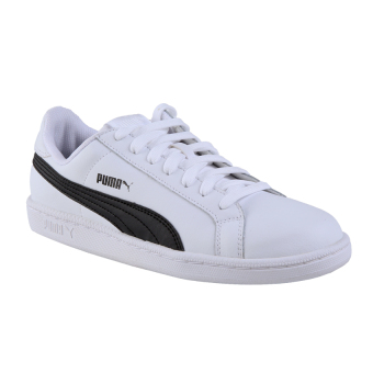 harga Puma Puma Smash L Sepatu Tenis Pria - White-Black-White Lazada.co.id