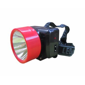 ... Lampu Senter Kepala High Power Zoom Headlamp - Hitam. Source · Detail Gambar Produk Push-ON Senter Kepala 3 Watt LED Dual Power HL-2304