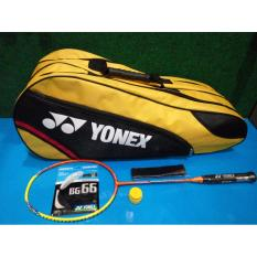 Raket Badminton YONEX ORIGINAL VOLTRIC TOUR 55 Japan Authentic