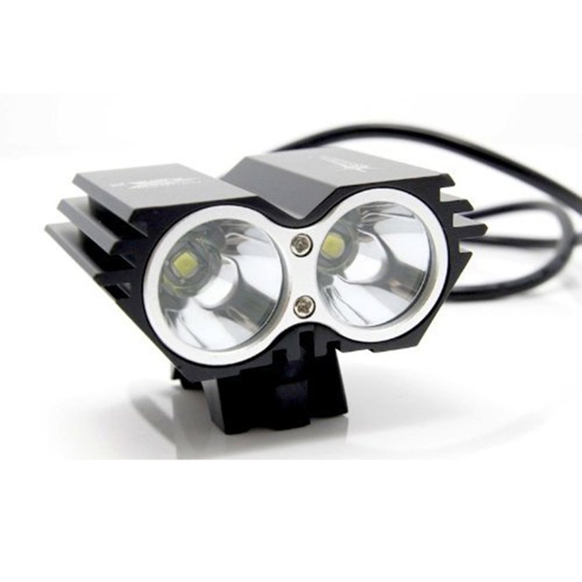 Flash Sale S & F CREE XM-L LED 3 Mode Owl Bicycle Headlamp