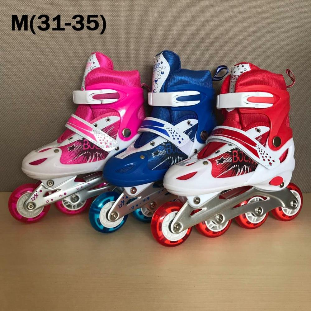Sepatu Roda Inline Anak Tercinta Bisa Roda Bajaj Roda Samping ... 6de754758a