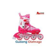Sepatu Roda COUGAR Inline Skate MZS835L Balck YellowIDR989400. Rp 989.400 ebe0ef70f2