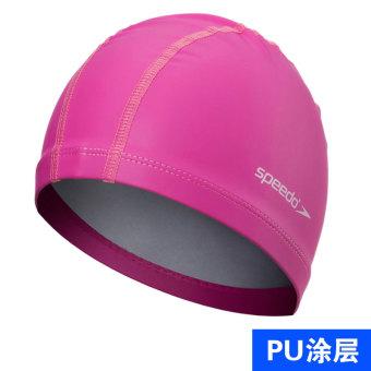 PENAWARAN Speedo nyaman pelindung telinga tahan air topi renang dengan rambut panjang TERPOPULER