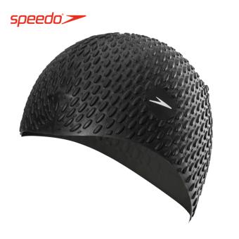 BELI Speedo silikon pria dewasa dan wanita dengan rambut panjang topi renang topi renang topi renang topi renang TERLARIS
