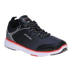 Spotec Omni Light Sepatu Lari - Hitam/Putih