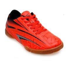 Spotec RX Indoor Sepatu Futsal - Oranye-Hitam