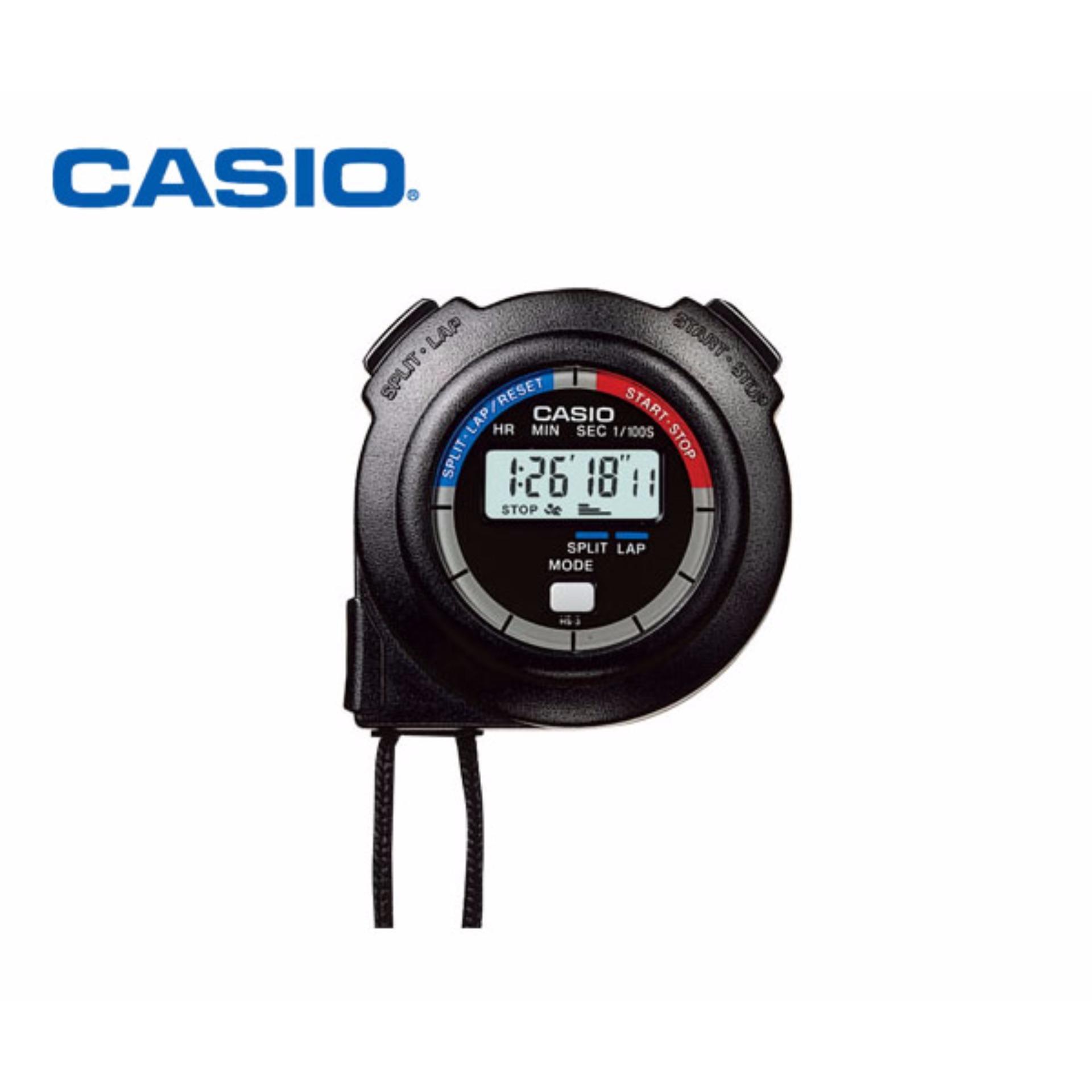 Stopwatch Casio HS-3V Digital - Stop Watch Casio