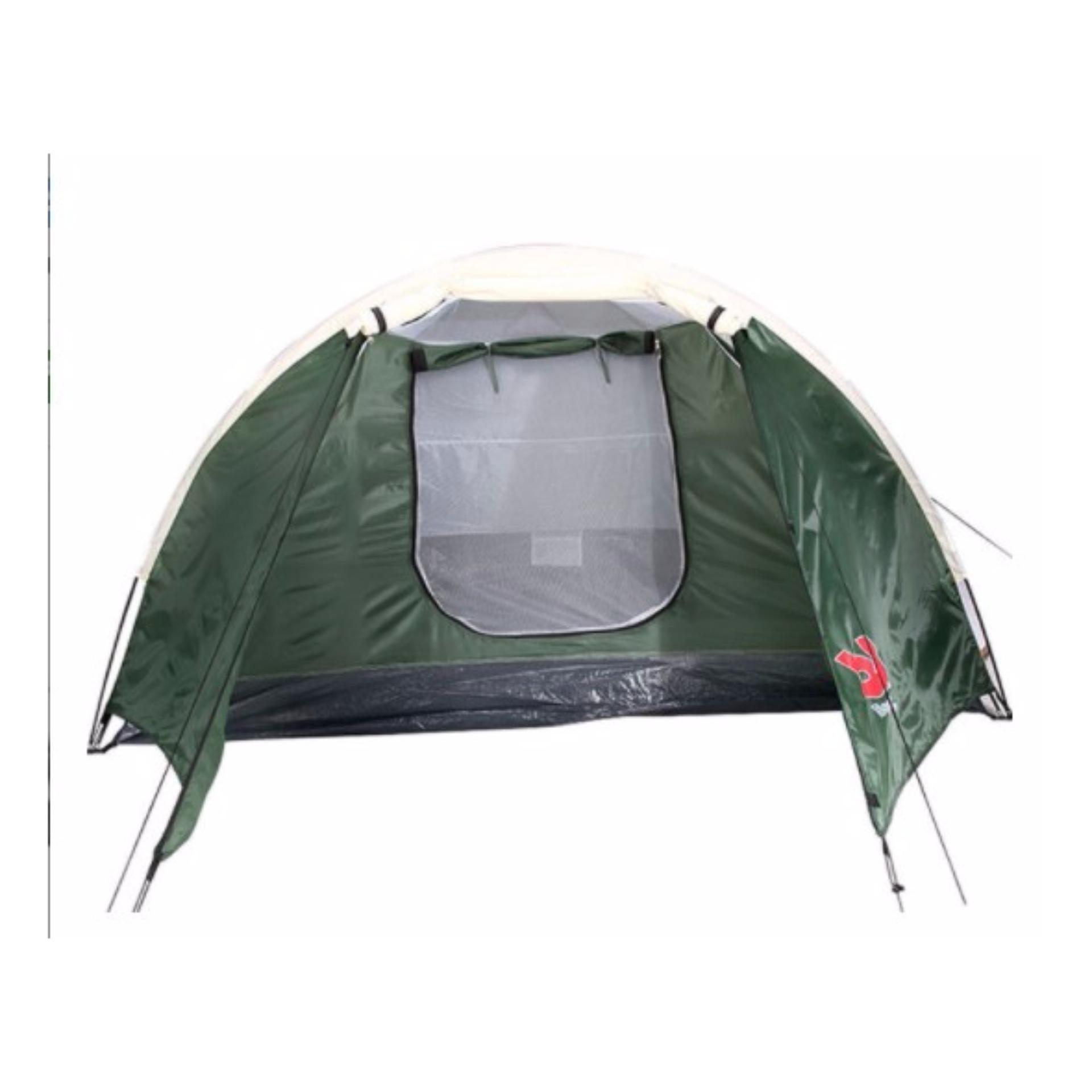 Tenda Camping Dome kap. 4 orang untuk Outdoor / Hiking ...