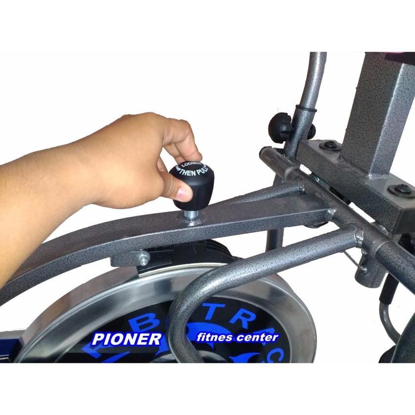 Total Orbitrack Sepeda Statis Alat Fitness - Biru. Source · Total Treadmill Manual 6 Fungsi