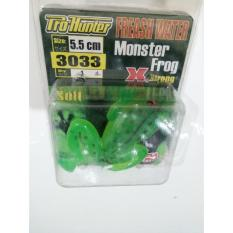 Umpan Kodok Pro Hunter Freash Water Monster Frog X Strong