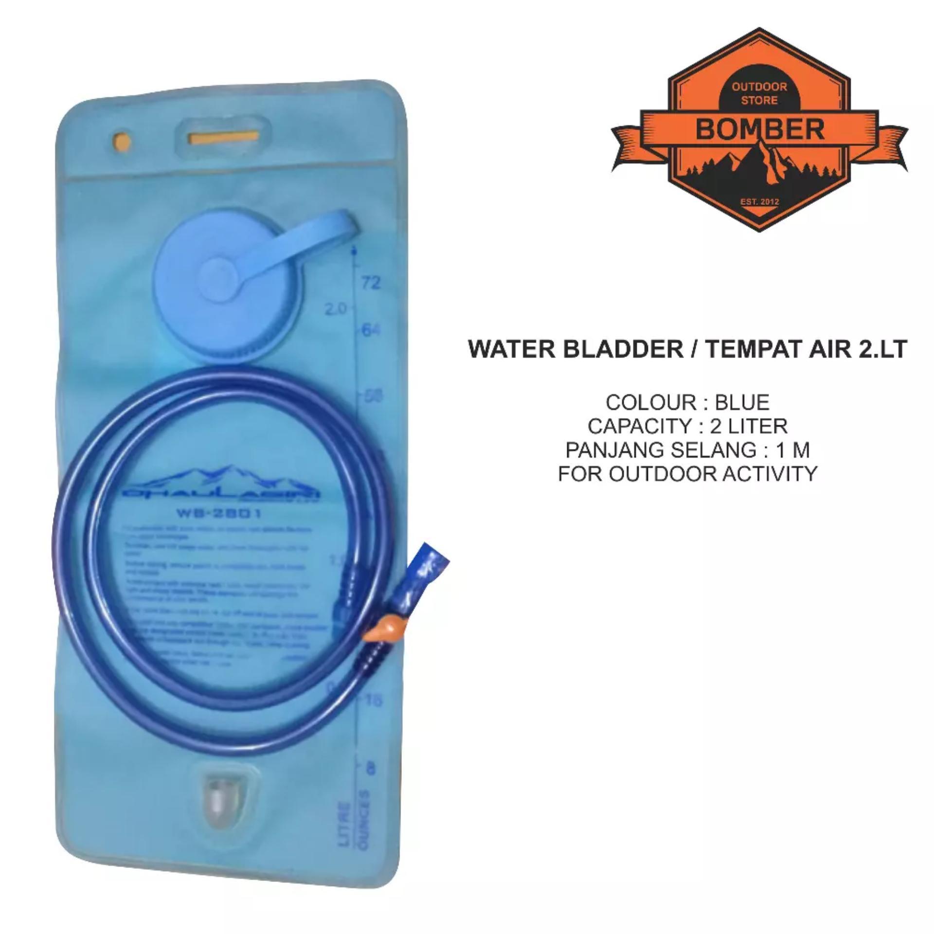 Universal 2l Water Bladder Blader Hydration Bag Tempat Kantong Air Aonijie Sd17 15l Minum Flash Sale U Tas Ransel Hydropack Bersepeda Trail