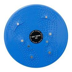 X-Fit Healthy Massage & Waist Twisting Disc - Biru