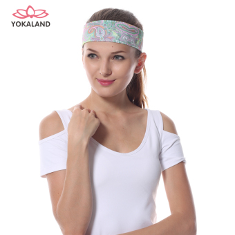 BELI Yokaland asli yoga karet rambut